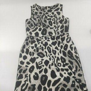 Womens Ann Taylor Knee Length Dress Size 8